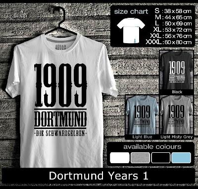 kaos distro dortmund years 1