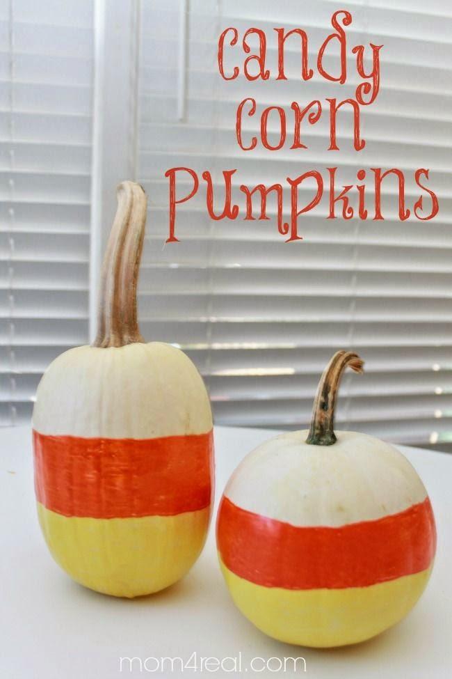 Kool Pumpkin Decorating Ideas for Halloween