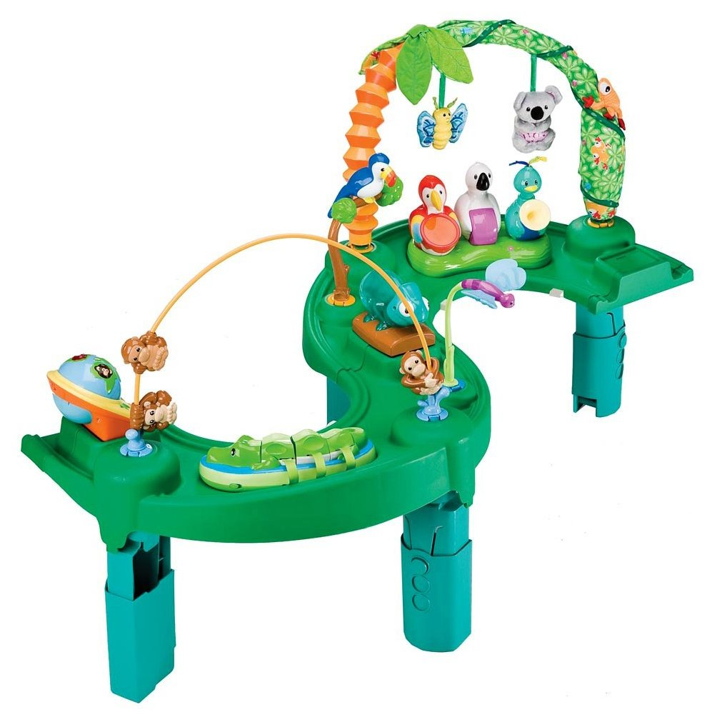 evenflo exersaucer triple fun instructions