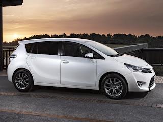 Promozione Nuova Toyota Verso da 16.900 euro prezzo maggio 2015