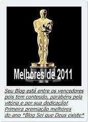 PREMIO MELHORES 2011