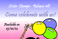 Sister Stamps LLC Release #8
