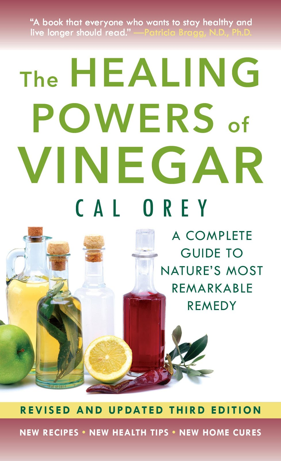 VINEGAR, Gift Size January 2019--Preorder Now