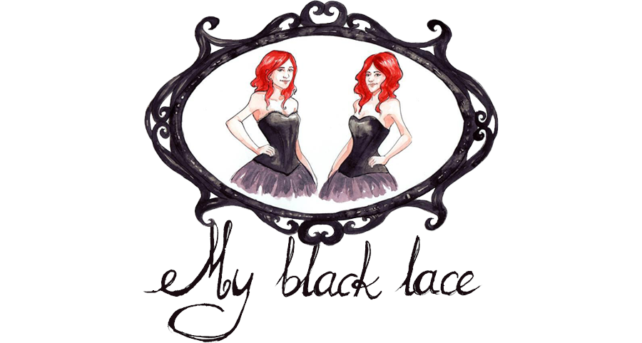 my black lace