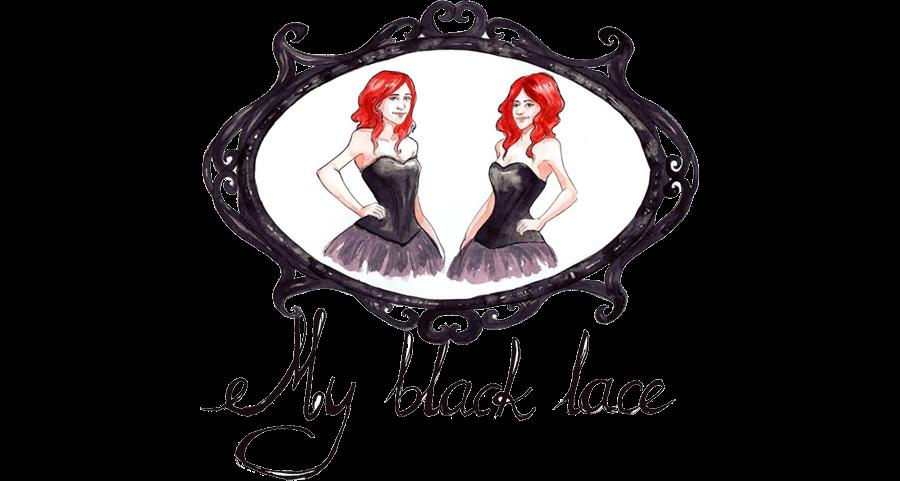 my black lace