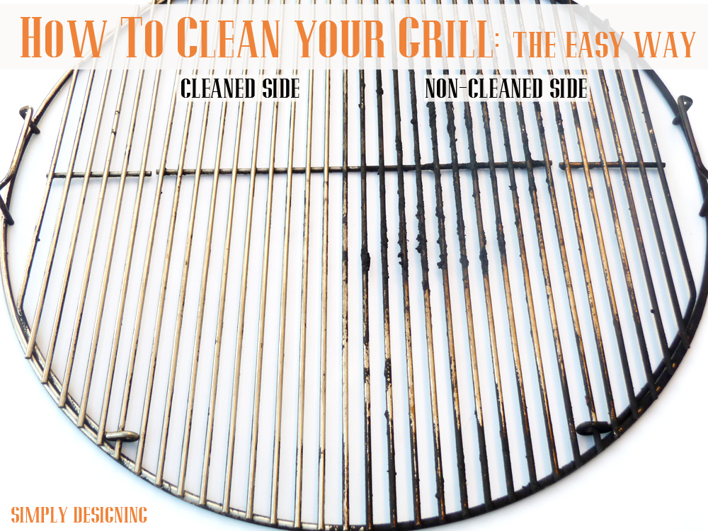 how to clean a bato grill
