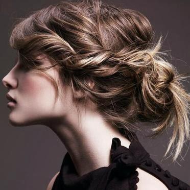 Peinados Desenfadados Faciles - Peinados fáciles para todos los días Recogidos y semirecogidos de