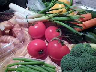minestrone di verdure fresche free
