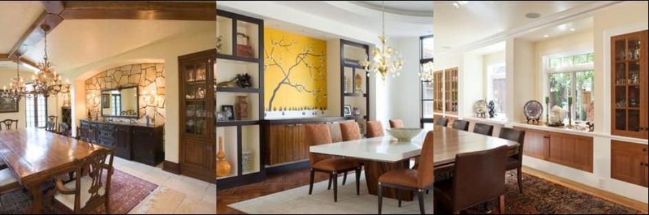 Fotos de comedores vitrinas para comedor - Vitrinas de madera para comedor ...
