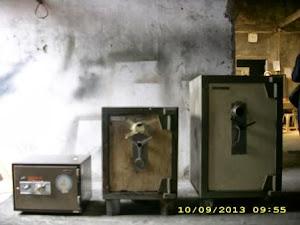 Perbaikan 3 unit brandkas Kompas TV