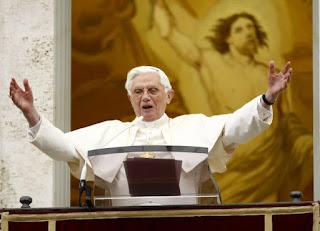 Bài diễn văn mang tính tiên tri của ĐGH Benedict XVI