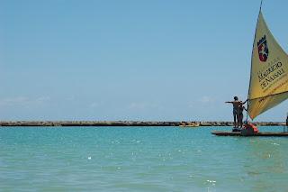 praia de muro alto, em porto de galinhas
