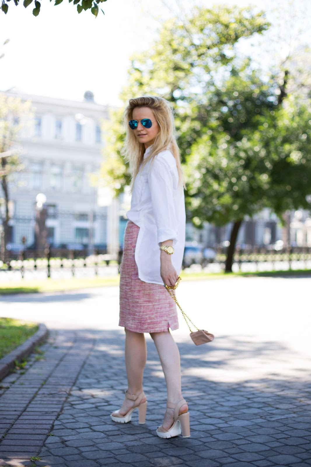 russian fashion bloggers, street style 2015 blog, Irina Pavlova blog, модные луки лето 2015 фото