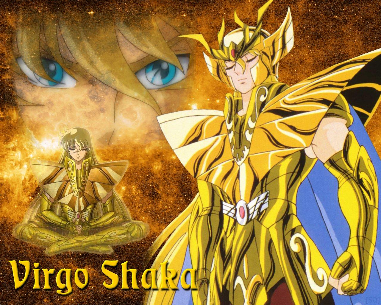 wallpaper shaka de virgo wallpaper hd
