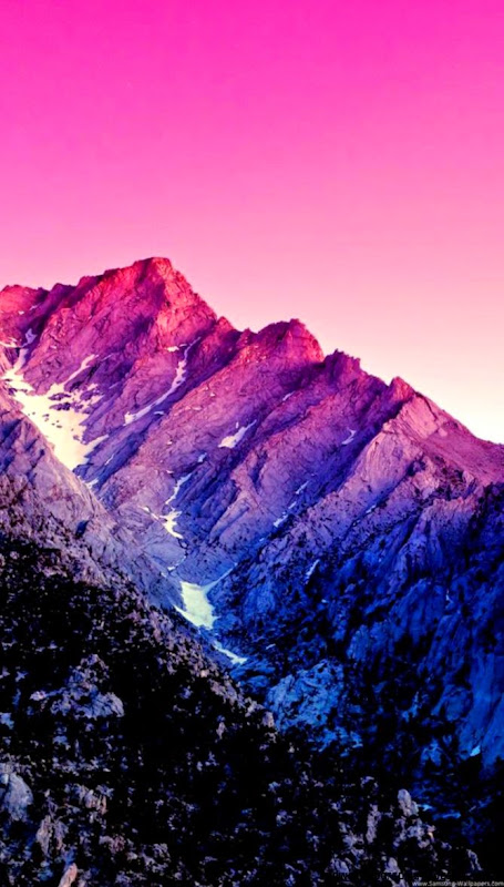 Wallpapers For gt Nexus 5 Mountain Wallpaper