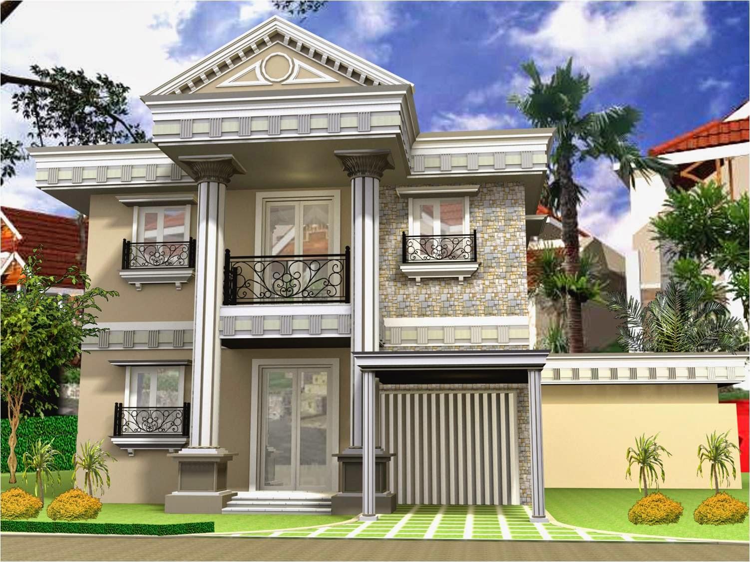 disain rumah bangun rumah renovasi juli 2014