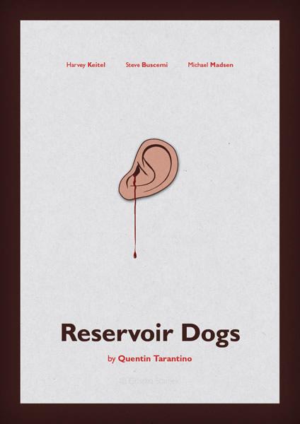 Cães De Aluguel Poster