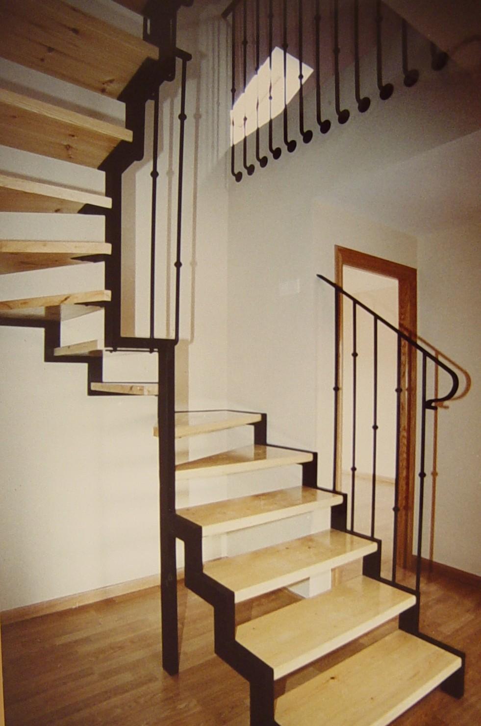 Escaleras Alca Iz ~ Barandas De Hierro Para Escaleras Interiores