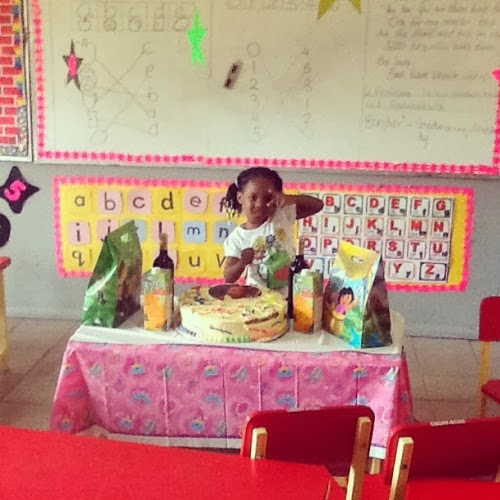 oge okoye daughter birthday party