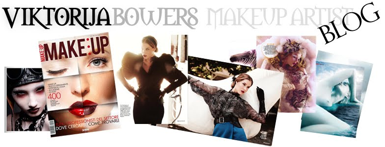 Viktorija Bowers -Make Up Artist