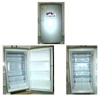 Upright Freezer / Bukaan Depan
