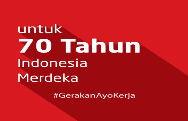 Harga Kemerdekaan Indonesia ke-70