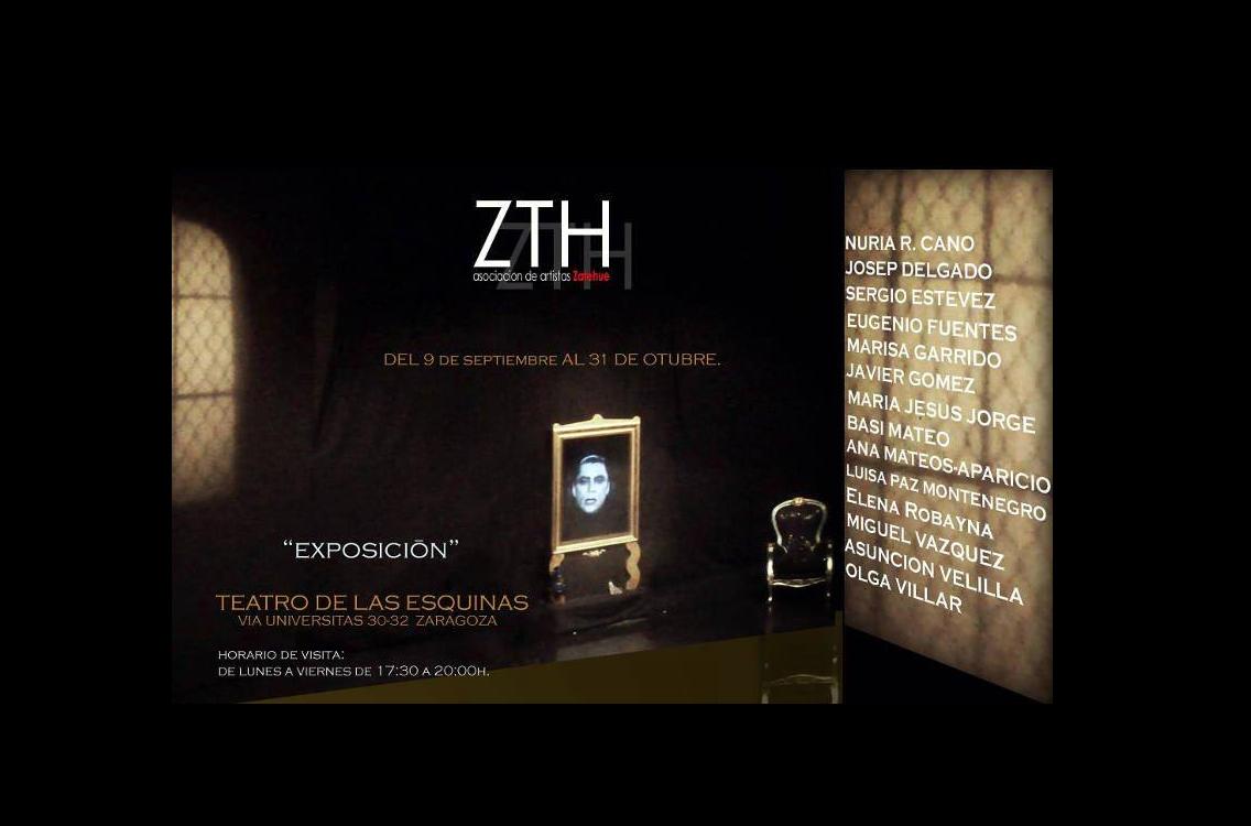 TEATRO DE LAS ESQUINAS - ZATEHUÉ - ZARAGOZA