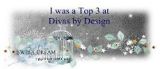 Wow!! Top 3 @ Divas by Design 27th March