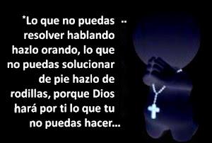 Dios siempre nos ayuda