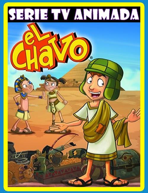 El Chavo Animado En Egipto (2013)