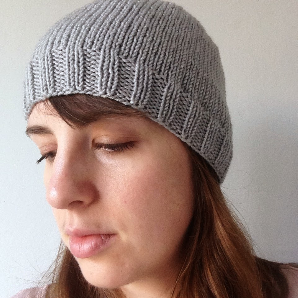 Simple Knit Hat Pattern Circular Needles Simple Inspiration