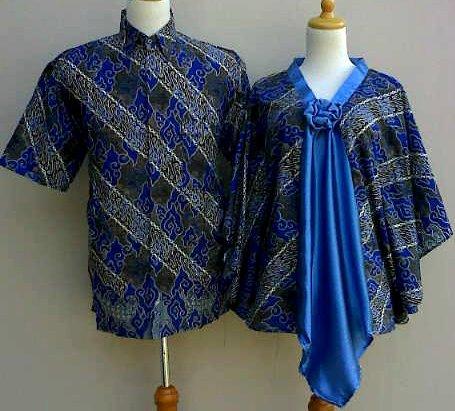 Model Kemeja Batik