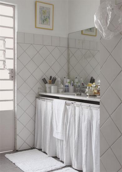 Decoração com baixo custo -> Decoracao De Banheiros Com Baixo Custo