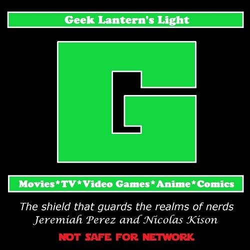 Geek Lantern's Light
