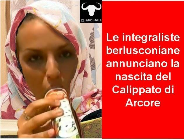 Berlusconi, integralismo