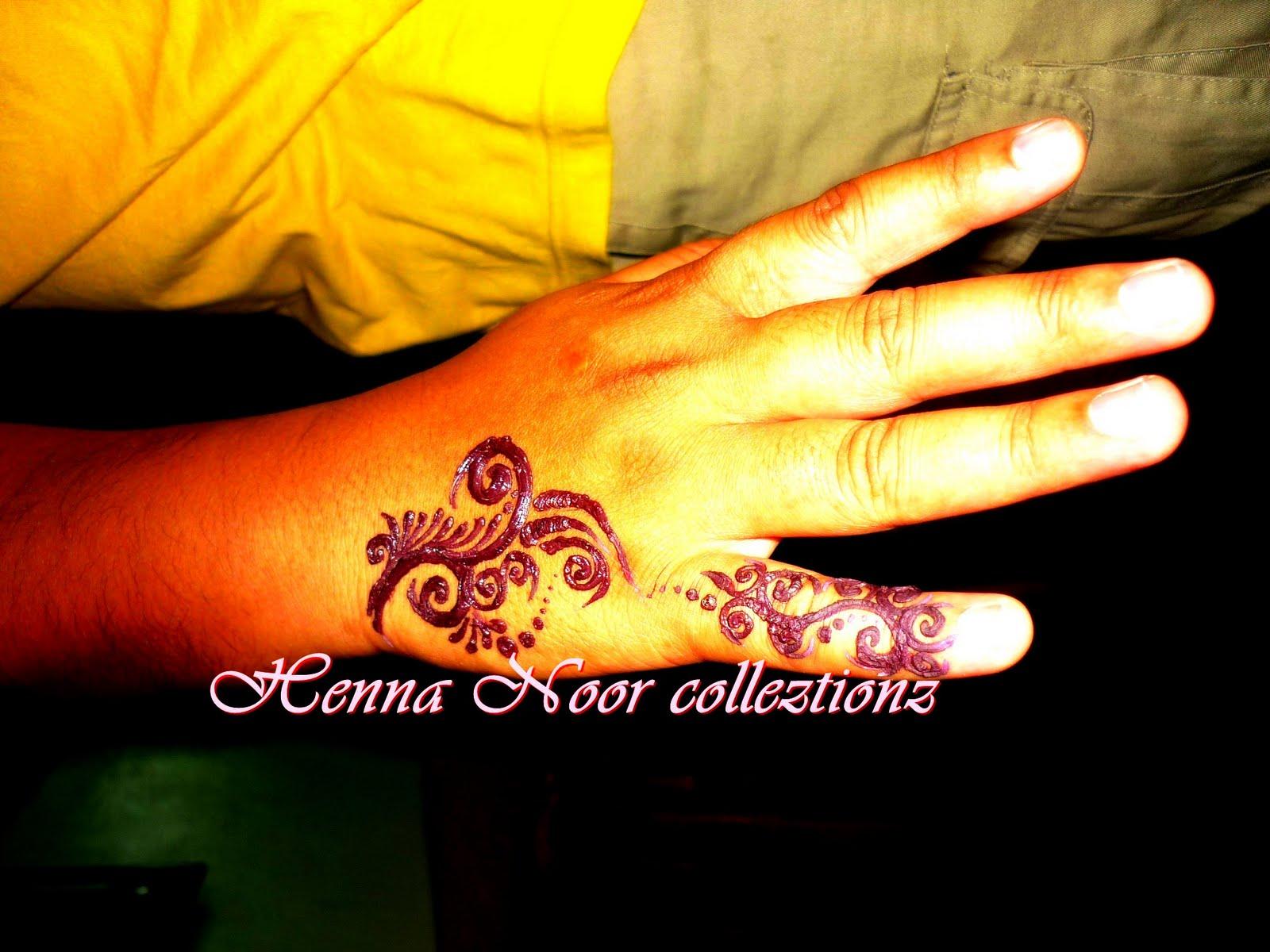 PERKHIDMATAN UKIRAN INAI PENGANTIN Henna Pengantin Lelaki
