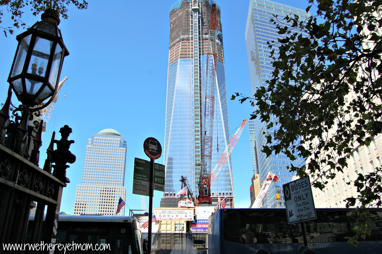 St_ Paul's Chapel At Ground Zero http://www.rwethereyetmom.com/2012/09/st-pauls-chapel-new-york-ny.html