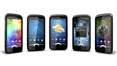 HTC sensation specifications