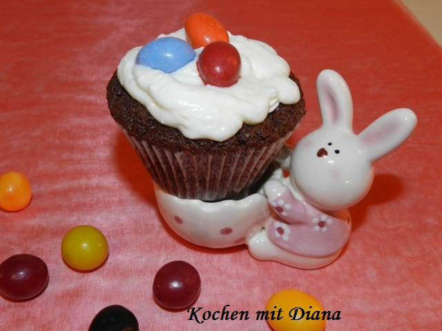 ostern cupcakes kochen mit diana. Black Bedroom Furniture Sets. Home Design Ideas