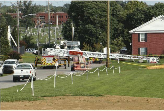 #IceBucketChallenge deja dos bomberos electrocutados