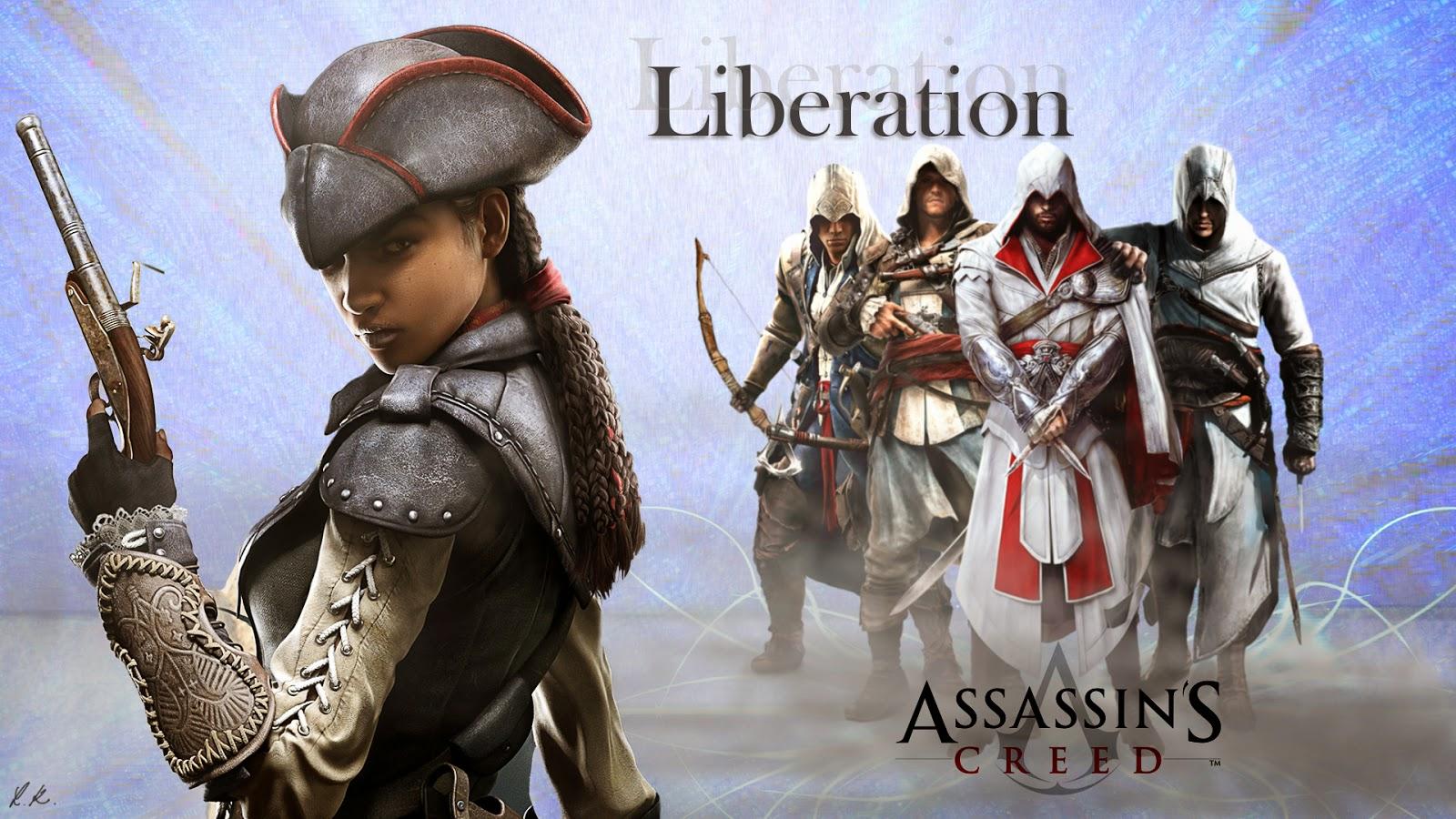 Aveline de Geanpiere Assassins Creed