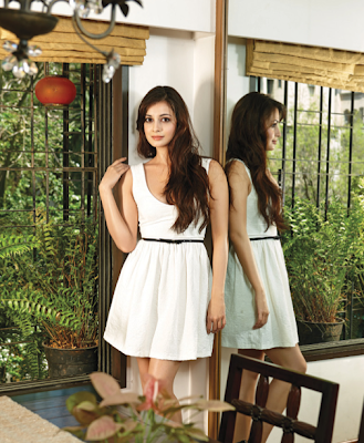 Dia Mirza for Film fare Photoshoot for November 2013