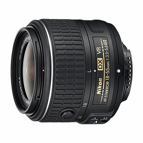 Harga Lensa Nikon AF-S DX NIKKOR 18-55mm f/3.5-5.6G VR II Terbaru