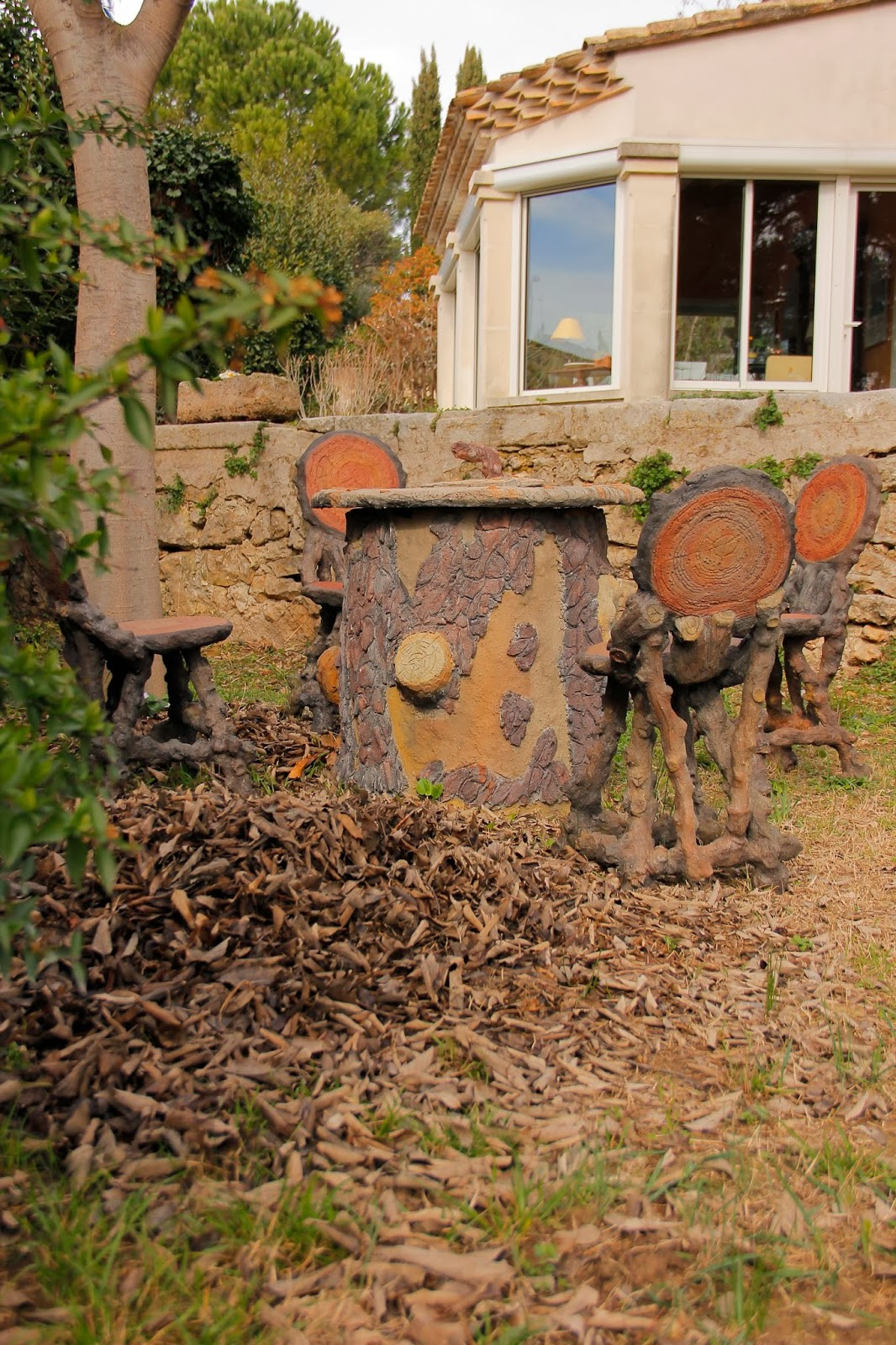 Rocailleurs et jartdin bio georges navarro cailleur jo for Agrementer son jardin
