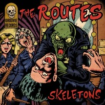 "THE ROUTES - ""Skeletons"""