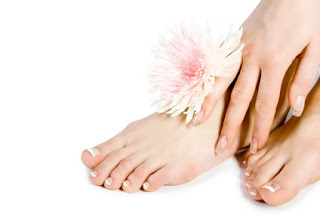 Beauty Care For Your Hands and Feet