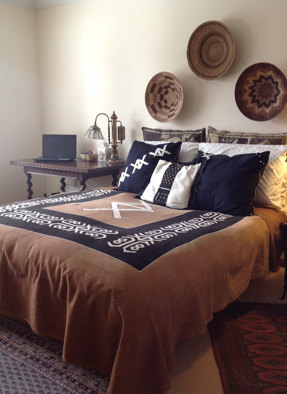 Divine interiors african themed master bedroom for African themed bedroom ideas