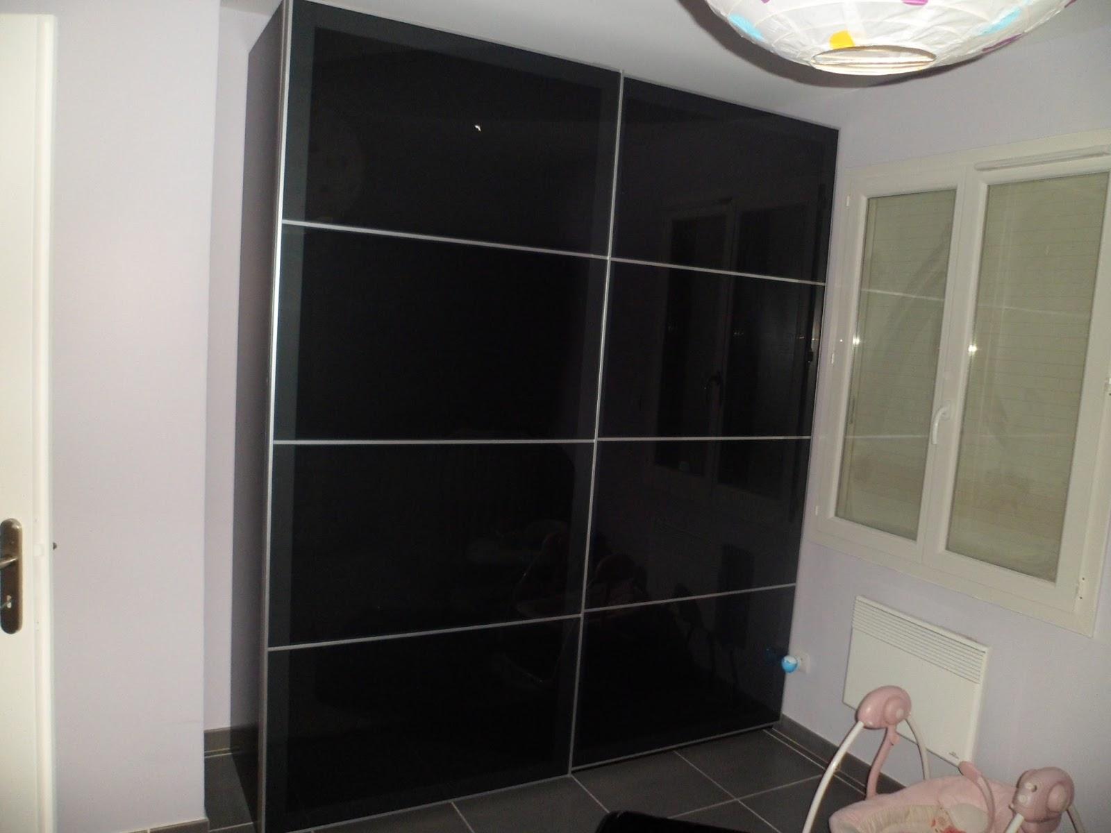 Armoire Ikea Acec Portes Coulissantes