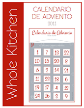 COL·LABORACIÓ CALENDARI D´ADVENT DE WHOLE KITCHEN