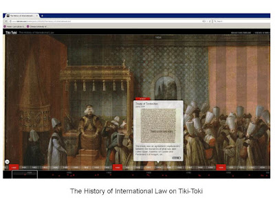 Tiki - Toki - The History of International Law